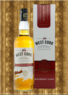 West Cork Bourbon Cask Blended Irish Whiskey