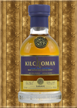Kilchoman Sanaig 200 ml Islay Single Malt Whisky