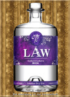 Law Premium Dry Gin of Ibiza