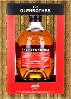 The Glenrothes Whisky Makers Cut Speyside Single Malt Scotch Whisky