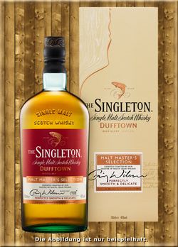 The Singleton of Dufftown Malt Masters Selection