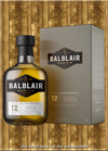 Balblair 12 Jahre Highland Single Malt Scotch Whisky