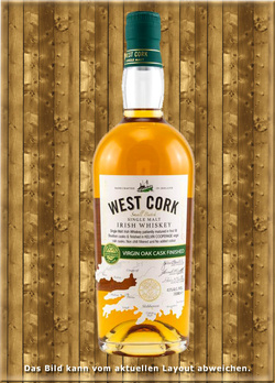 West Cork Single Malt Virgin Oak Cask