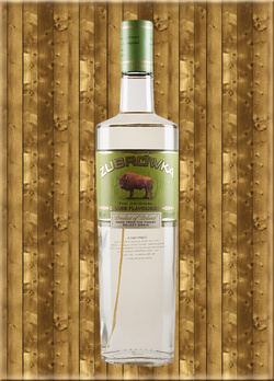 Zubrowka Bison Grass Flavoured Vodka