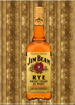 Jim Beam Kentucky Straight Rye