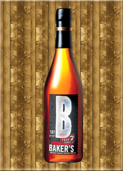 Bakers 7 Kentucky Straight Bourbon Whiskey