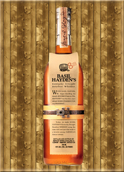 Basil Haydens Kentucky Straight Bourbon