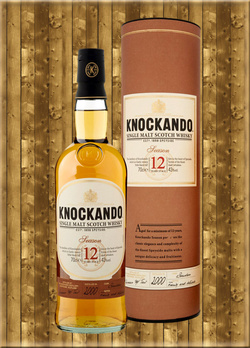 Knockando 12 Jahre Single Malt Scotch Whisky