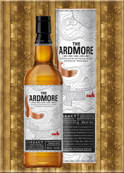 The Ardmore Legacy Single Malt Scotch Whisky