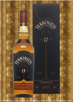 Teaninich 17 Jahre Single Malt Scotch Whisky